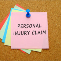 post it notes personal injury claim